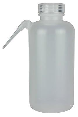 Nalge Nunc International Corp Unitary Wash Bottle, 1000 ml, 2/Pack