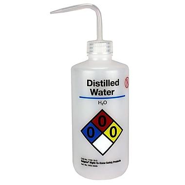 Nalgene Distilled Water Wash Bottle, 500 ml, 6/Pack