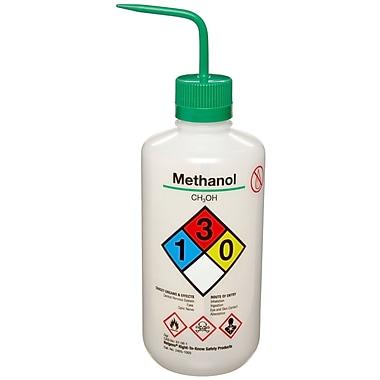 Nalge Nunc International Corp Ethyl Alcohol Wash Bottle, 1000 ml, 4/Pack