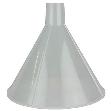 Nalge Nunc International Corp Polypropylene Powder Funnel, 5.79