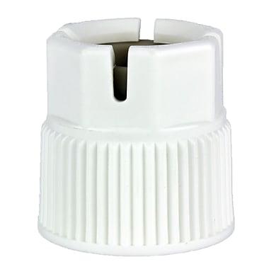 Nalge Nunc International Corp Polypropylene Spigot Closure, White, 24/Case