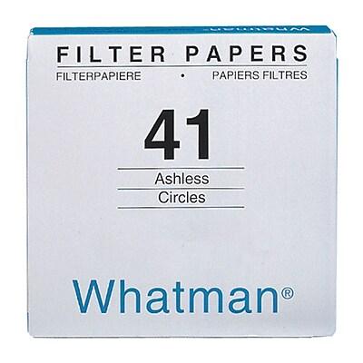 Whatman GE Healthcare Biosciences Filter Paper, 1.67