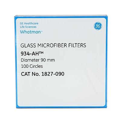 Whatman GE Healthcare Biosciences Filter Paper, Grade 934AH, 3.54