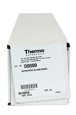 Thermo Fisher Scientific LLC Deionizer Cartridge, 875 grain