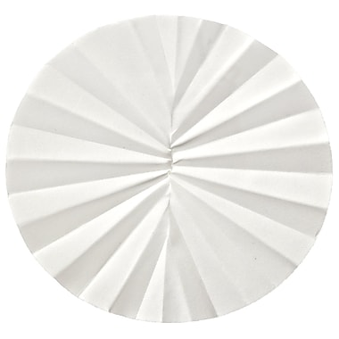 Whatman GE Healthcare Biosciences Filter Paper, Grade 2V, 7.28