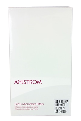 Ahlstrom Filtration LLC Filter Paper, 3.54