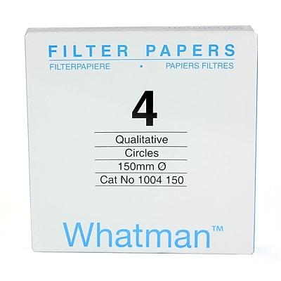 Whatman GE Healthcare Biosciences Filter Paper, 5.9