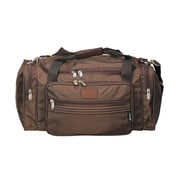 Preferred Nation High Voltage 10'' Carry-On Duffel; Brown