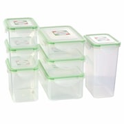 Kinetic Kinetic Fresh 7 Container Food Storage Set