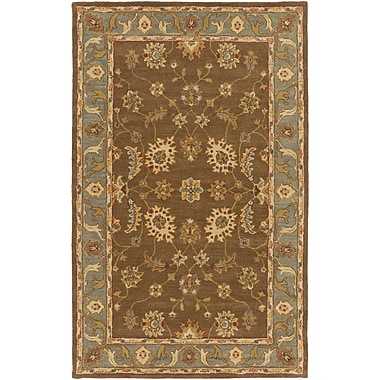 Artistic Weavers Middleton Brown Emerson Area Rug; Rectangle 5' x 8'