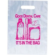 Dental Non-Personalized Small 1-Color Supply Bags, Dental Care