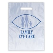 Eye Care Non-Personalized Large 1-Color Supply Bags, Family EyeCare