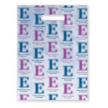 Large Scatter-Print Supply Bags, Fuzzy