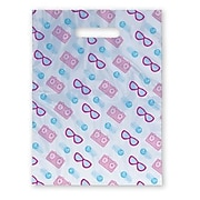 Large Scatter-Print Supply Bags, Contact Lenses