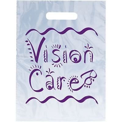 Eye Care Non-Personalized Jumbo 1-Color Supply Bags, Vision Care