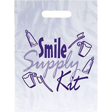 Dental Non-Personalized Small 1-Color Supply Bags, Dental
