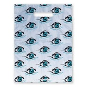 Large Scatter-Print Supply Bags, Healthy Eye Vision