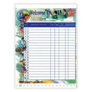 Medical Arts Press Designer Privacy Sign-In Sheets, Sketch