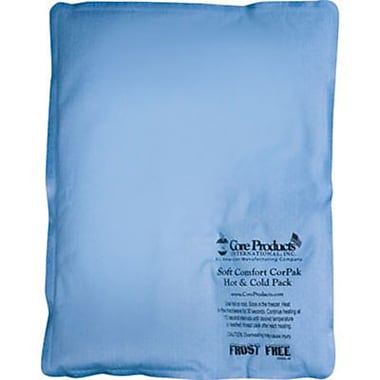 Core Products Soft Comfort CorPak Hot and Cold Therapy Packs, 10 x 13 inch