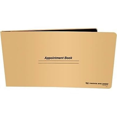 Appointment Book Planner Binders, 17 x 11 inch