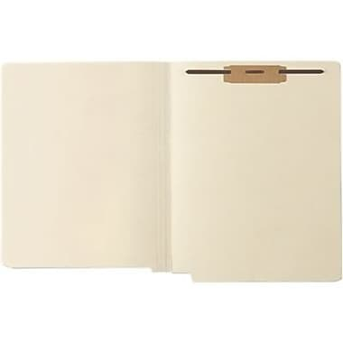 Medical Arts Press® 11-Pt. Full-Cut End-Tab File Folders, One Fastener, Position 1, 50/Box