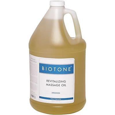 Biotone® Revitalizing Massage Oil, 1 gallon