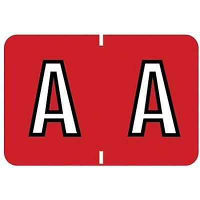 Medical Arts Press® Barkley & Sycom® Compatible Alpha Roll Style Labels, A