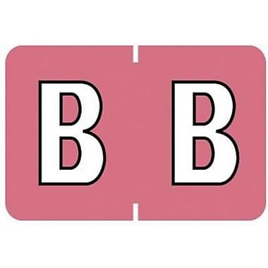 Medical Arts Press® Barkley & Sycom® Compatible Alpha Sheet Style Labels, B