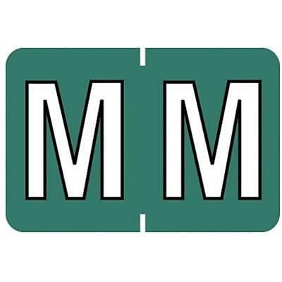Medical Arts Press® Barkley & Sycom® Compatible Alpha Sheet Style Labels, M