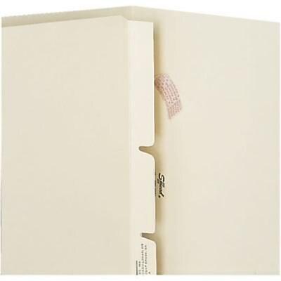 Medical Arts Press® File Folder Dividers, Standard Side-Flap, 2