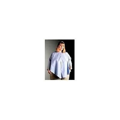 EZCover Poncho Capes, Extra Coverage, Blue
