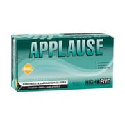 Applause Synthetic Powder-Free Exam Gloves, Small