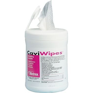 Cavicide CaviWipes Surface Wipes, Canister