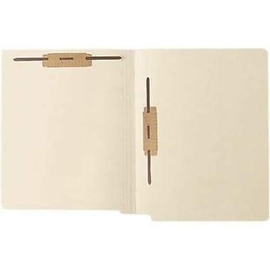 Medical Arts Press® 14-Pt. Full-Cut End-Tab File Folders, Two Fasteners, Position 3 and 5, 250/Box