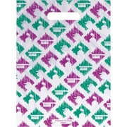 Small Scatter-Print Supply Bags, Dental Icon Quilt