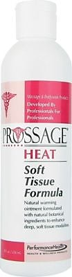 Prossage HEAT Soft Tissue Therapy, 8 oz. Size