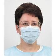 Crosstex Protective Masks, Isolite, Earloop, Blue