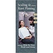 Krames® Dental Brochures, Scaling & Root Planing
