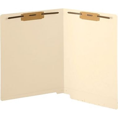 Medical Arts Press® Heavyweight Reinforced Extended End-Tab Folder, Manila, Letter, 50/box