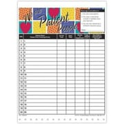 Medical Arts Press Designer Privacy Sign-In Sheets, Patient People