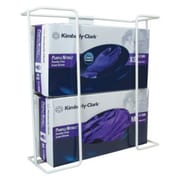 Wire Glove Box Racks, Double, Horizontal