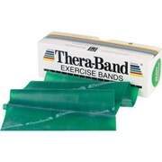 Thera-Band Exercise Bands 6 Yard Roll, Heavy, Green