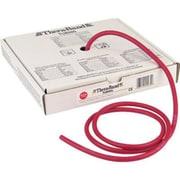 Thera-Band Exercise Tubing 25 ft. Dispenser Box, Medium, Red