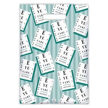 Large Scatter-Print Supply Bags, Eye Time