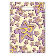 Large Scatter-Print Supply Bags, Star Glasses