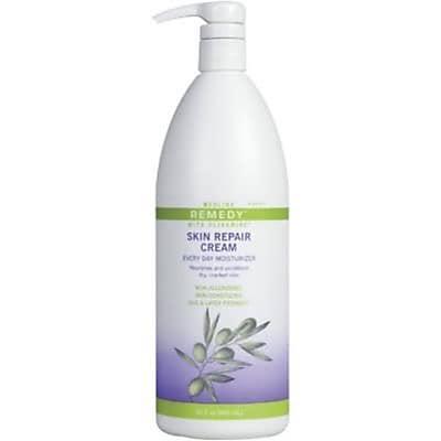 Medline Remedy Skin Repair Cream, 32 oz. with Pump