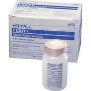 KENDALL CURITY 0.9% Sodium Chloride, Sterile Saline Solution