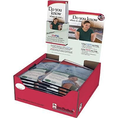 Core Products Soft Comfort CorPak Display, Hot and Cold Combo Display