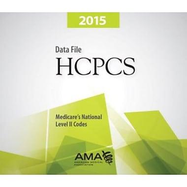 AMA HCPCS Data File, Single User, 2015