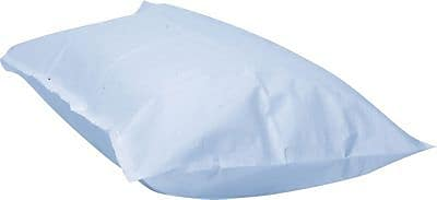 Avalon Disposable Pillowcases, 21 x 30 inch, Blue, 100/Case